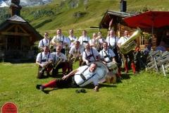 2015 Geburtstagsfeier in Kaprun-Österreich
