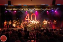 """2019   40 Jahre """"Die Lustigen Egerländer """" Konzert am 09.02.2019"""